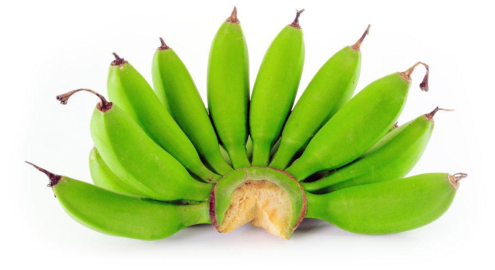 Tros onrijpe bananen